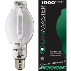 Sunmaster Green Harvest MH Conversion Lamp, 1000w - Metal Halide Bulb - Rogue Hydro - 1