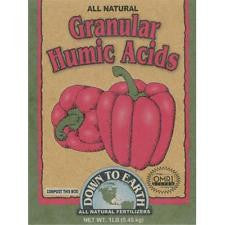 Down To Earth Granular Humic Acids, 1 Pound