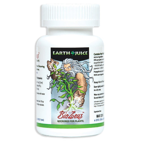 Earth Juice BioZeus, 4 Ounces - Mycorrhizae - Rogue Hydro