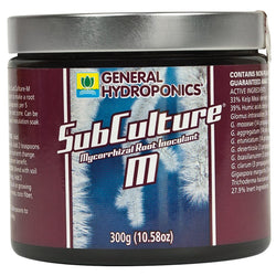 General Hydroponics SubCulture M, 300 Grams