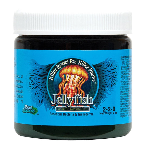 Plant Success Jellyfish - Mycorrhizae - Rogue Hydro - 2