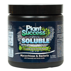 Plant Success Soluble, 4 Ounces - Mycorrhizae - Rogue Hydro