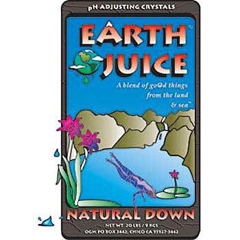 Earth Juice Natural pH Down, 1.6 Pounds