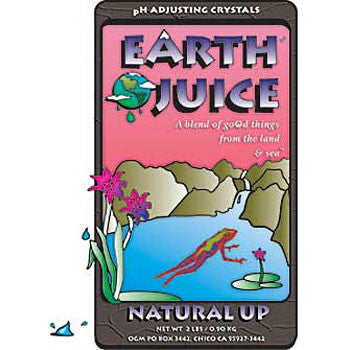 Earth Juice Natural pH Up, 30 Pounds