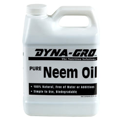 Dyna-Gro Pure Neem Oil Concentrate, 1 Quart - Neem Oil - Rogue Hydro