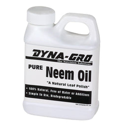 Dyna-Gro Pure Neem Oil Concentrate, 8 Ounces - Neem Oil - Rogue Hydro