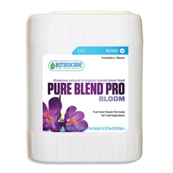 Botanicare Pure Blend Pro Bloom, 5 Gallons