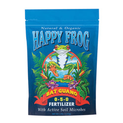 Foxfarm Happy Frog High Phosphorus Bat Guano,4 Pounds