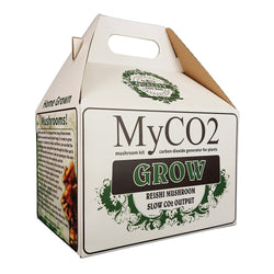 MyCO2 Grow Mushroom Kit - Organic Co2 - Rogue Hydro - 1