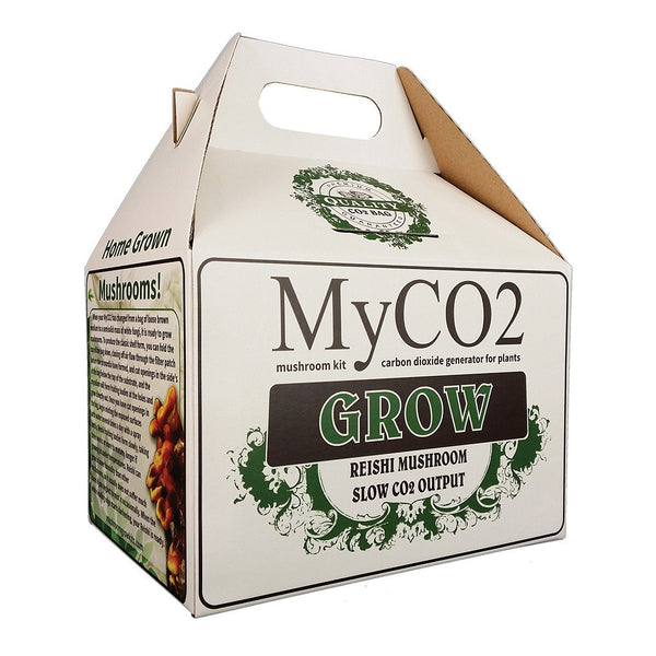 MyCO2 Grow Mushroom Kit - Organic Co2 - Rogue Hydro
