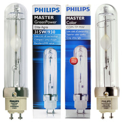 Philips Mastercolor CDM 315 Watt Lamps for LEC Brand Fixtures - Ceramic Metal Halide Bulb - Rogue Hydro - 1