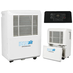 Ideal-Air Dehumidifiers 30, 50 & 70 Pint - Dehumidifer - Rogue Hydro - 1