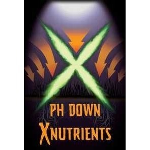 X Nutrients pH Down Concentrate - pH Down - Rogue Hydro - 1