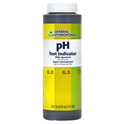 General Hydroponics pH Test Indicator, 8 Ounces
