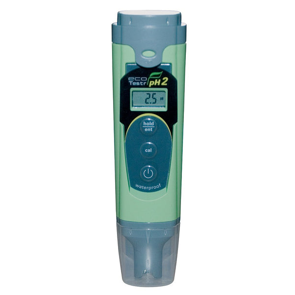 Oakton Waterproof EcoTestr pH2 - pH Meter - Rogue Hydro