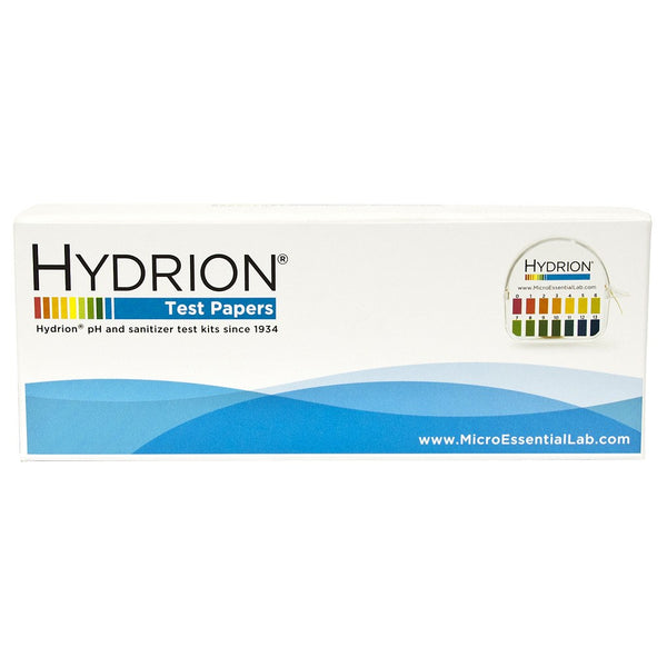 Hydrion pH Test Papers - pH Test Papers - Rogue Hydro - 2