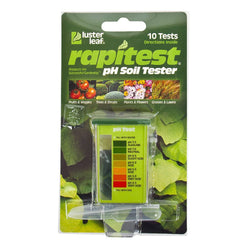 Luster Leaf Rapitest pH Soil Tester - pH Tester - Rogue Hydro