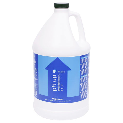 Bluelab pH Up Solution, 1 Gallon - pH Up - Rogue Hydro