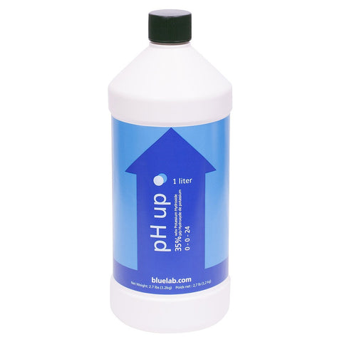 Bluelab pH Up Solution, 1 Liter - pH Up - Rogue Hydro