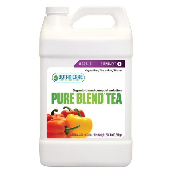 Botanicare Pure Blend Tea, 1 Gallon