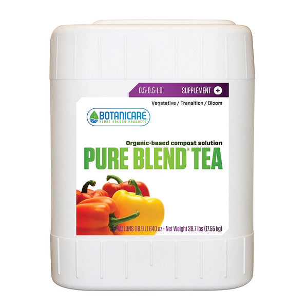 Botanicare Pure Blend Tea, 5 Gallons