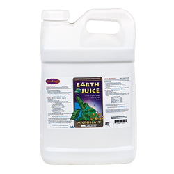 Earth Juice Microblast, 2.5 Gallons - Plant Tea - Rogue Hydro