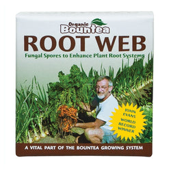 Bountea Root Web, 1/4 lb - Plant Tea Mix - Rogue Hydro