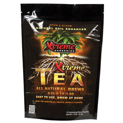 Xtreme Tea Brews 90 Grams, 10 Pack - Plant Tea Mix - Rogue Hydro
