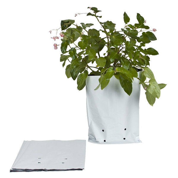 Sunleaves Grow Bags, 10 Gallon, 200 Pack - Poly Grow Bags - Rogue Hydro