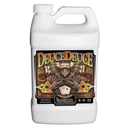 Humboldt Nutrients DeuceDeuce, 1 Gallon - Potassium Supplement - Rogue Hydro