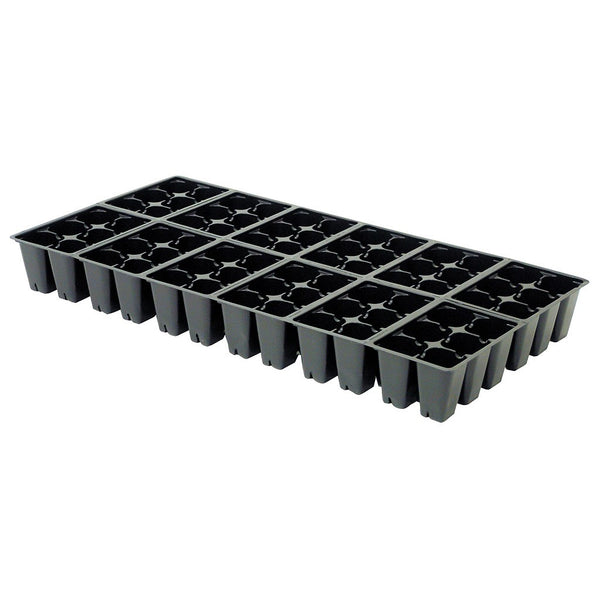 Sunleaves Break-a-Part Standard Flat Insert, 72 Site - Propagation Tray Insert - Rogue Hydro