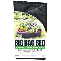 "Smart Pot Big Bag Bed, 100 Gallon 50"" W x 12"" H - Raised Bed - Rogue Hydro - 1"