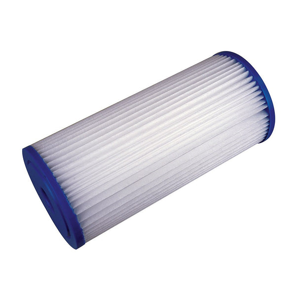 Hydro-Logic PreEvolution Pleated, Cleanable Sediment Filter - Replacement Filter - Rogue Hydro