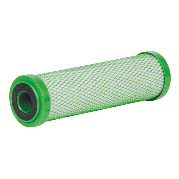 Hydro-Logic Stealth Reverse Osmosis and Small Boy RO100/200 Green Carbon Filter - Replacement Filter - Rogue Hydro