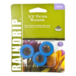 Raindrip Filter Washers, 3 Pack - Replacement Part - Rogue Hydro