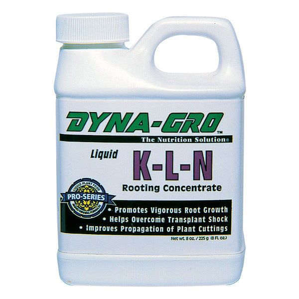 Dyna-Gro K-L-N Rooting Concentrate, 8 Ounces - Rooting Supplement - Rogue Hydro