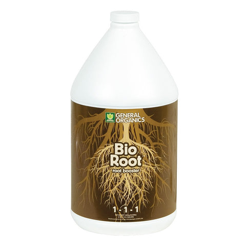 General Organics BioRoot, 1 Gallon - Rooting Supplement - Rogue Hydro