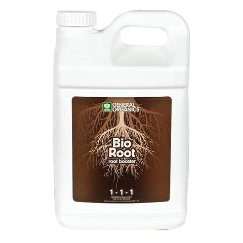 General Organics BioRoot, 2.5 Gallons - Rooting Supplement - Rogue Hydro
