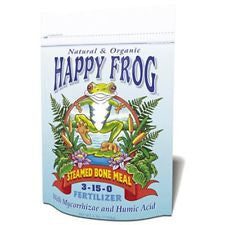 Foxfarm Happy Frog Steamed Bone Meal, 4 Pounds
