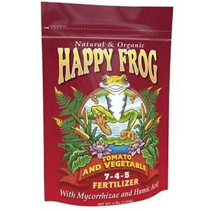 Foxfarm Happy Frog Tomato and Vegetable, 4 Pounds