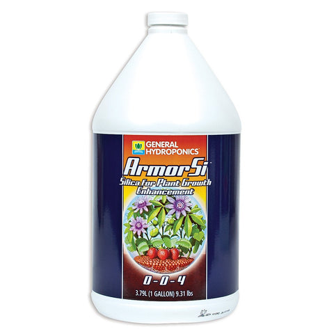 General Hydroponics Armor Si Silica, 1 Gallon - Silica Supplements - Rogue Hydro
