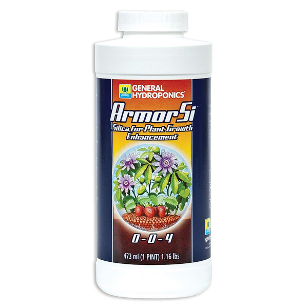 General Hydroponics Armor Si Silica, 16 Ounces - Silica Supplements - Rogue Hydro - 1