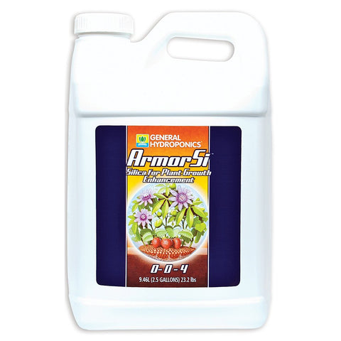 General Hydroponics Armor Si Silica, 2.5 Gallons - Silica Supplements - Rogue Hydro
