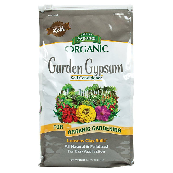 Espoma Garden Gypsum, 6 Pounds