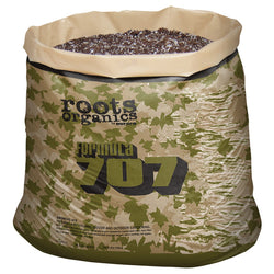 Roots Organics Formula 707 Growing Mix, 3 cubic feet - Soil - Rogue Hydro