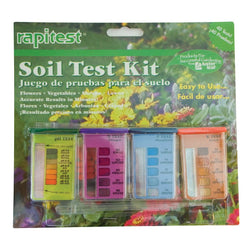 Luster Leaf Rapitest Soil Test Kit - Soil Tester - Rogue Hydro