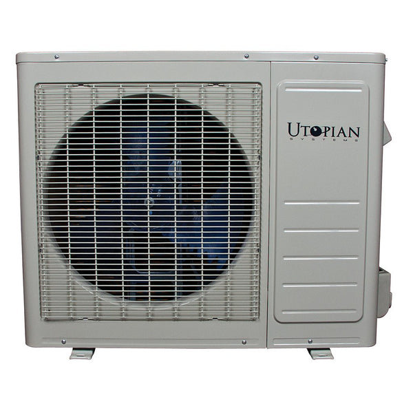Utopian Systems Split A/C 21,000 BTU - Split/Ductless Air Conditioner - Rogue Hydro - 3