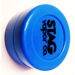 STAG Vapor Co. Silicone Dab Jar Container - Blue - Storage Container - Rogue Hydro - 1