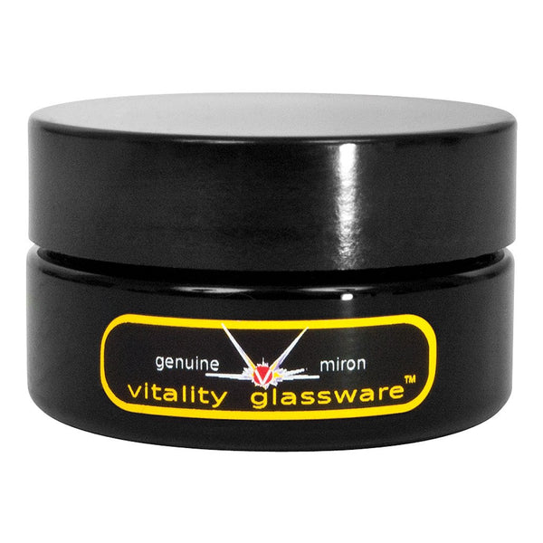 Violiv Super Wide-Mouth Capped Jar, 30 mL - Storage - Rogue Hydro