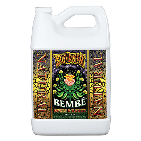 Foxfarm Bush Doctor Bembe, 1 Gallon - Sweetener - Rogue Hydro